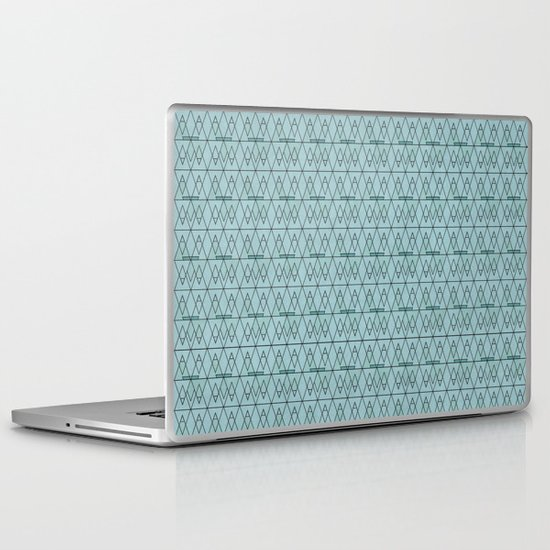 spo·rad·ic  Laptop & iPad Skin