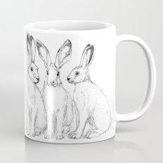 Three Hares sk131 Mug