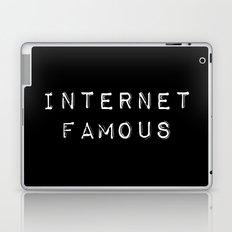 Internet Famous Laptop & iPad Skin