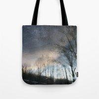 Underworld Wave Tote Bag