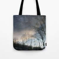 Underworld Wave Tote Bag