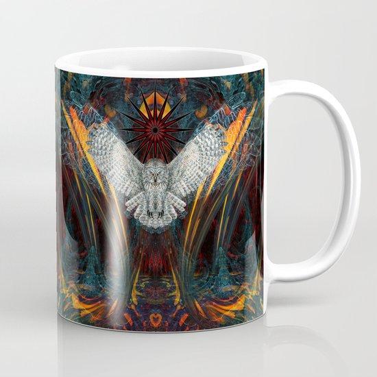 The Great Grey Owl Mug