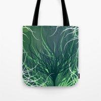 Green Rootz  Tote Bag