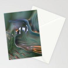 E37 Fractal Stationery Cards