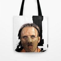 Hannibal Lecter: Monster… Tote Bag