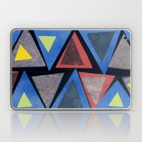 Collage Triangle Pattern Laptop & iPad Skin