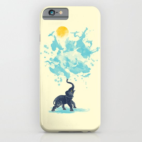 summer splash iPhone & iPod Case