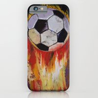 Soccer iPhone 6 Slim Case