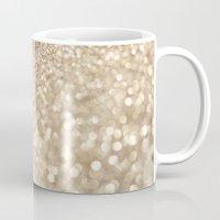 golden glow Mug