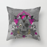 New Era Throw Pillow
