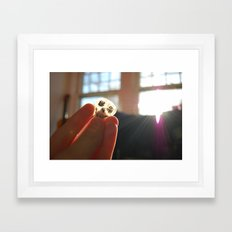 save music Framed Art Print