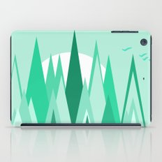 The Frozen Forest iPad Case