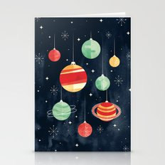 Joy To The Universe Stationery Cards