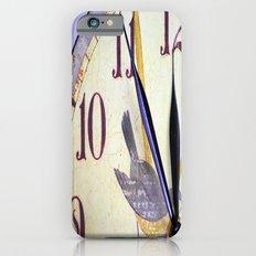 Die Zeit iPhone 6s Slim Case
