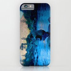 River blues iPhone 6 Slim Case