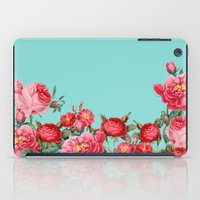 Fab Floral iPad Case