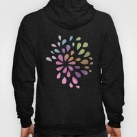 Colourful Drops Hoody