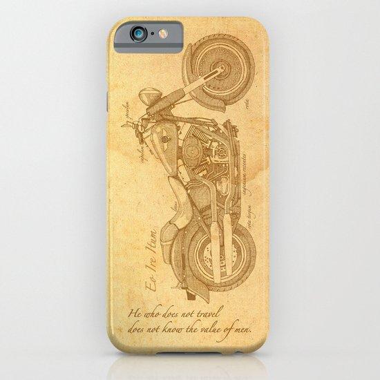 Travel Plan iPhone & iPod Case