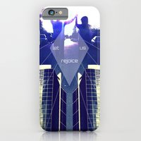 iPhone & iPod Case featuring Rejoice by Nicholas Iza