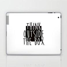 Quote Laptop & iPad Skin