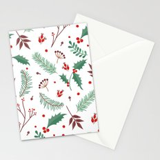 MERRY CHRISTMAS6 Stationery Cards
