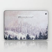Blessed Are The Curious Laptop & iPad Skin