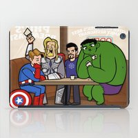 Aftermath iPad Case