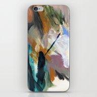 Fall Time iPhone & iPod Skin