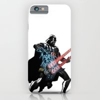 Darth Vader Force Guitar… iPhone 6 Slim Case