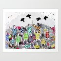 And Each Was Cherished Art Print