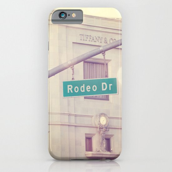 Rodeo Drive  iPhone & iPod Case