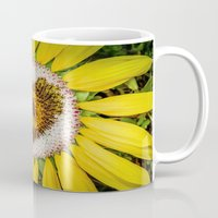 Sunflower of Love Mug