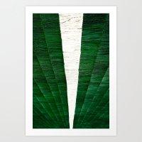 Grass Art Print