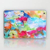 Lisa Print Laptop & iPad Skin
