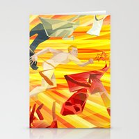 The Flasher Stationery Cards