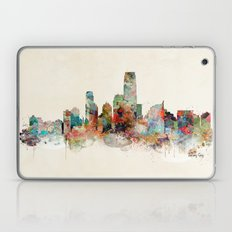 jersey city new jersey Laptop & iPad Skin