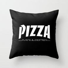 Thrash Throw Pillow