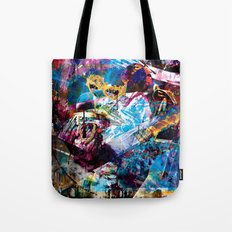 Hyper - Vulture Tote Bag