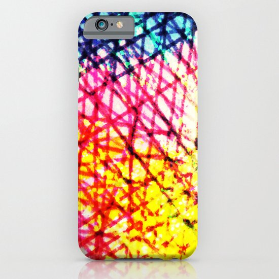 Vibrant Summer  iPhone & iPod Case