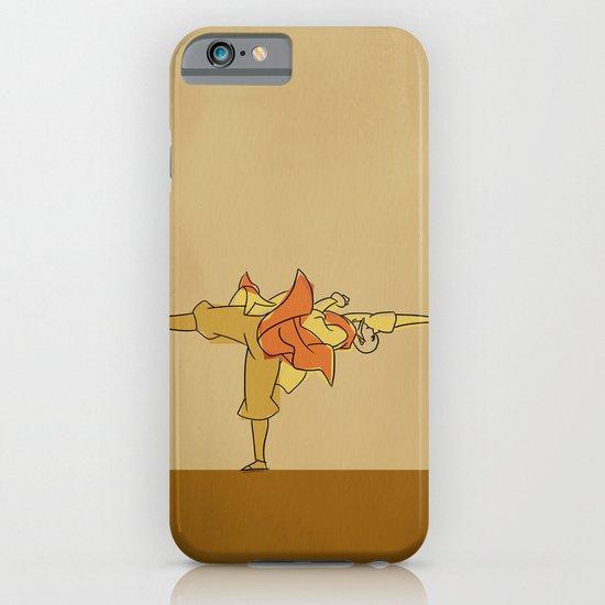 Avatar Aang iPhone & iPod Case