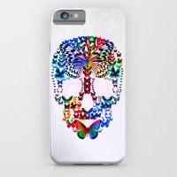 Cranium Butterflies iPhone 6 Slim Case