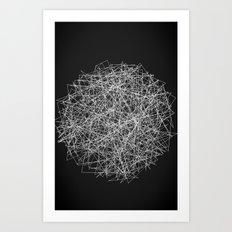 Sphere of Strings Art Print