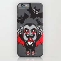 iPhone & iPod Case featuring Evil Powers of Pumped up Kicks by Tratinchica