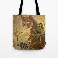Solar Owls Ceres  Tote Bag