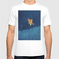T-shirt featuring Goldfish 2 by Mr And Mrs Quirynen