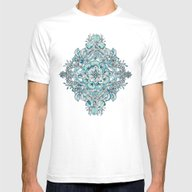 T-shirt featuring Floral Diamond Doodle In… by Micklyn