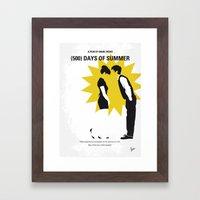 No500 My (500) Days Of S… Framed Art Print