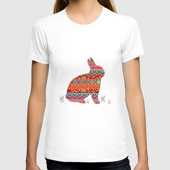 India Style Pattern (Multicolor) T-shirt