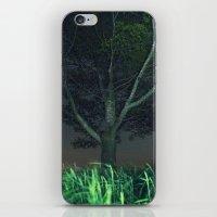 Lying Under The Tree iPhone & iPod Skin