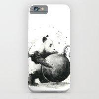 Panda Boom  iPhone 6 Slim Case